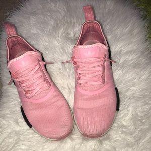 Pink Adidas Nmds